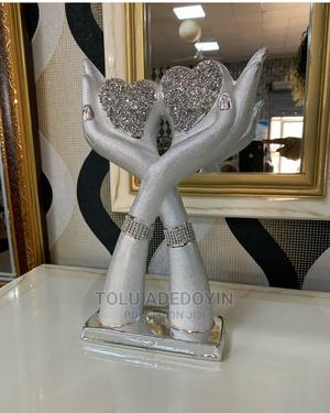 Hand Crushed Diamond Decorative Figurine | Home Accessories for sale in Lagos State, Ipaja