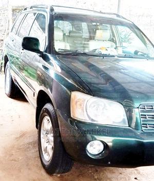 Toyota Highlander 2004 Limited V6 4x4 Green | Cars for sale in Edo State, Benin City