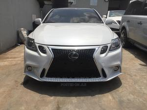 Lexus GS 2015 White | Cars for sale in Lagos State, Ikeja