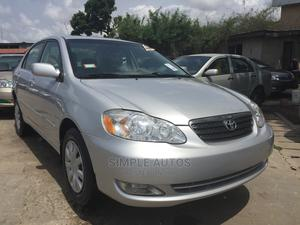 Toyota Corolla 2007 Silver | Cars for sale in Lagos State, Apapa