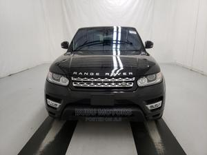 Land Rover Range Rover Sport 2017 Black   Cars for sale in Lagos State, Ikeja