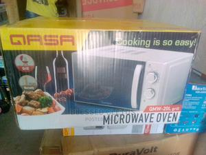 Qasa Electric Microwave Oven With Grill Function-20l | Kitchen Appliances for sale in Lagos State, Ojo