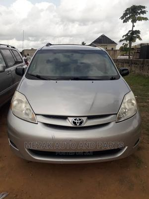 Toyota Sienna 2009 Silver | Cars for sale in Lagos State, Alimosho