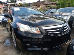 Honda Accord 2011 Coupe EX-L Black   Cars for sale in Lagos State, Apapa
