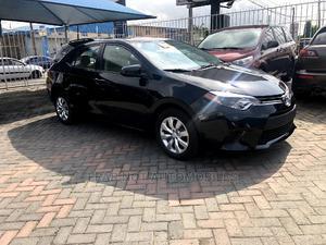 Toyota Corolla 2015 Black | Cars for sale in Lagos State, Ojodu