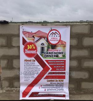 Large Land Area For Sale with Deed of Agreement, Survey Plan Family Receipt | Land & Plots For Sale for sale in Lagos State, Alimosho