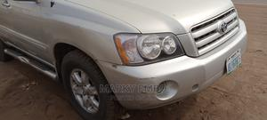 Toyota Highlander 2006 Silver | Cars for sale in Imo State, Owerri
