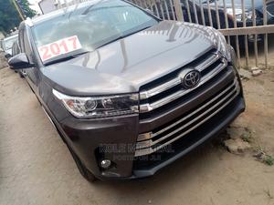 Toyota Highlander 2017 Gray | Cars for sale in Lagos State, Ikeja