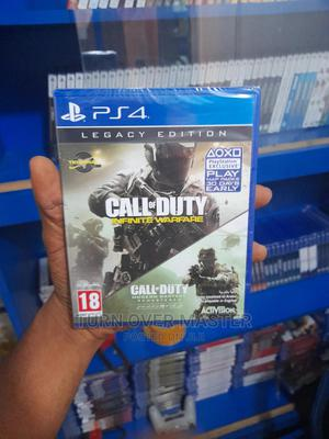 Ps4 Call of Duty Infinity Warfare Legacy Edition | Video Games for sale in Lagos State, Ikeja