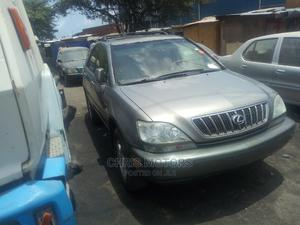 Lexus RX 2002 Gray | Cars for sale in Lagos State, Apapa