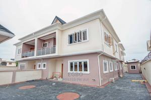 Spacious 4 Bedroom Semi Detached Duplex With Room Bq | Houses & Apartments For Rent for sale in Lekki, Lekki Phase 1