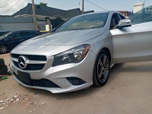Mercedes-Benz CLA-Class 2015 Silver | Cars for sale in Lagos State, Ikeja