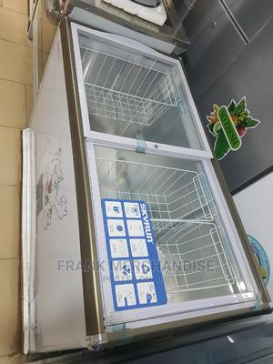 Skyrun Chest Freezer Showcases 100%Copper 300litters | Store Equipment for sale in Lagos State, Isolo