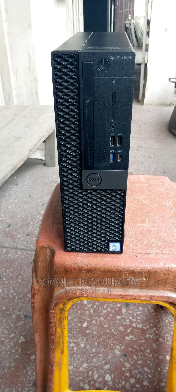 Desktop Computer Dell OptiPlex 5060 8GB Intel Core I5 HDD 500GB
