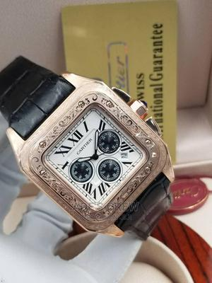 Cartier Wristwatch (Imported)   Watches for sale in Lagos State, Ikeja