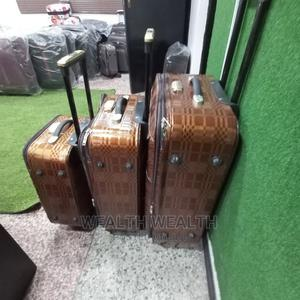 Brown Leather Boxes | Bags for sale in Lagos State, Ikeja