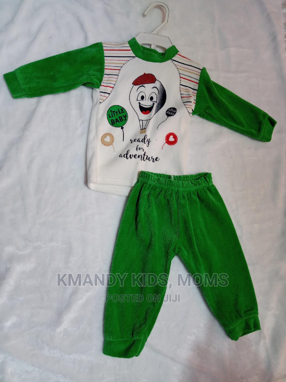 Baby 2-Piece Cloth