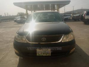 Toyota Avalon 2001 XL Buckets Black   Cars for sale in Abuja (FCT) State, Kubwa