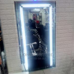 Salon Mirror With Tv   Salon Equipment for sale in Lagos State, Lagos Island (Eko)