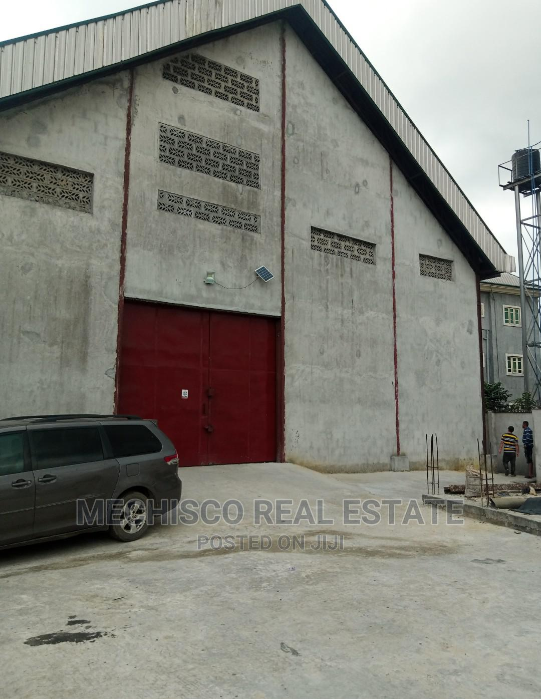 600sqm Warehouse With 6units Office for Lease at Eleme