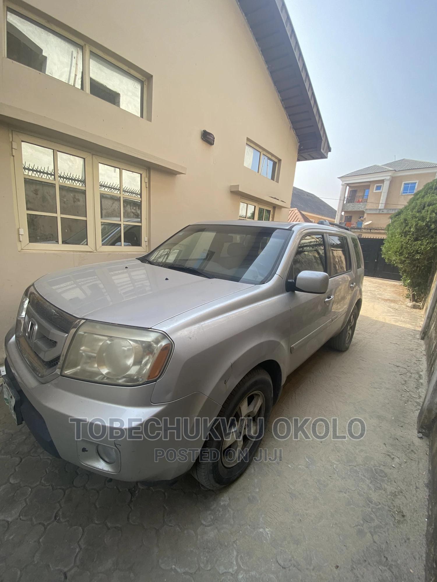Honda Pilot 2010 Silver | Cars for sale in Ibeju, Lagos State, Nigeria