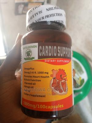 Cardio Support for Heart Health Brain Function   Vitamins & Supplements for sale in Lagos State, Gbagada