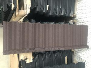 Brown Classic Stone Coated Roof in Lagos   Building Materials for sale in Lagos State, Ajah