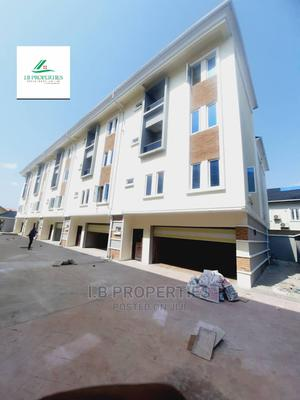 Brand New Massive 5 Bedroom Terrace Duplex With BQ for Sale | Houses & Apartments For Sale for sale in Lekki, Idado