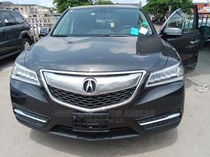 Acura MDX 2014 Black | Cars for sale in Lagos State, Amuwo-Odofin