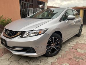 Honda Civic 2014 Silver | Cars for sale in Lagos State, Gbagada