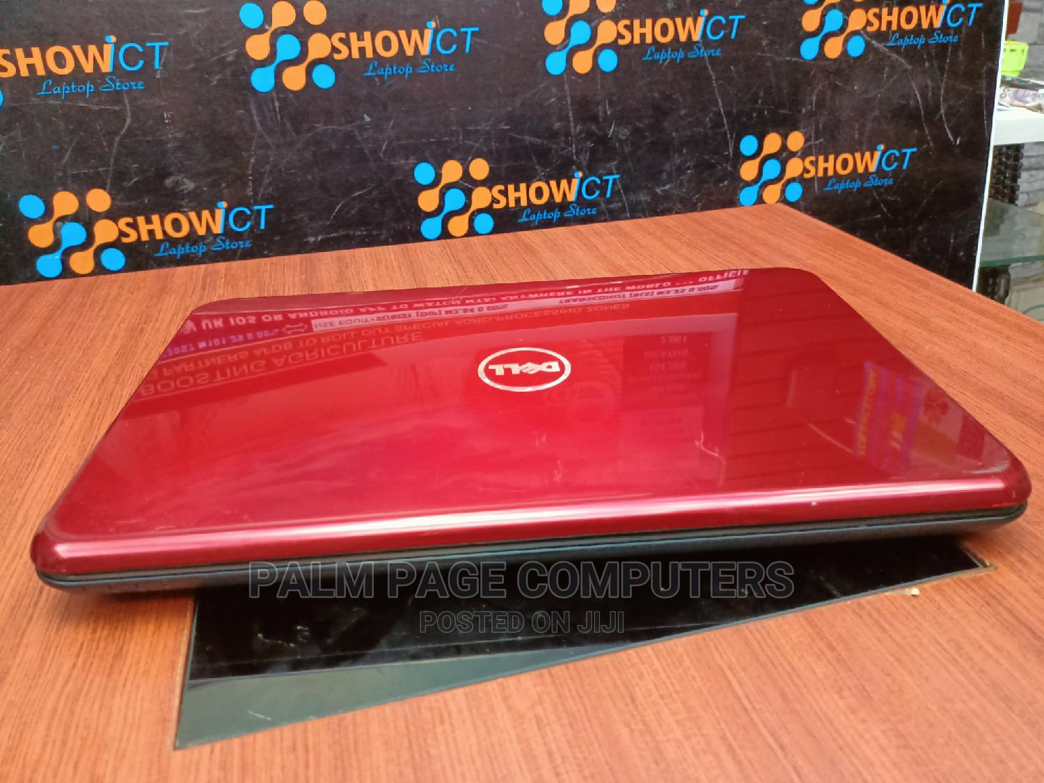 Laptop Dell Inspiron 15R N5110 4GB Intel Core I3 HDD 500GB   Laptops & Computers for sale in Wuse 2, Abuja (FCT) State, Nigeria