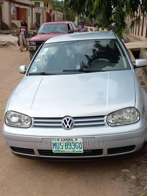 Volkswagen Golf 2005 Silver   Cars for sale in Lagos State, Alimosho