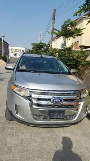 Ford Edge 2013 Silver | Cars for sale in Lagos State, Ajah