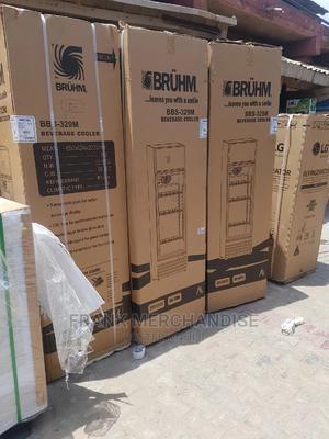 BRUHM Standing Fridge Showcase Glass   Store Equipment for sale in Lagos State, Ojo