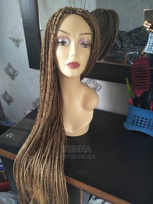Long Brides Wig With Closure | Hair Beauty for sale in Lagos State, Ojo