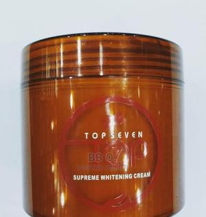 Top Seven Supreme Whitening Cream. 200ml | Skin Care for sale in Lagos State, Amuwo-Odofin