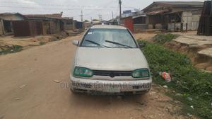 Volkswagen Golf 2002 1.8 T GTI Gray   Cars for sale in Lagos State, Agege