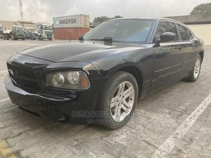 Dodge Charger 2007 SXT AWD Black   Cars for sale in Lagos State, Ikeja