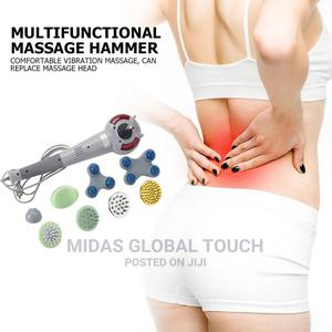 8 in 1 Total Body Infrared Massage Hammer | Sports Equipment for sale in Lagos State, Lagos Island (Eko)