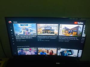 Hisense 55 Inch Curved Smart Tv   TV & DVD Equipment for sale in Lagos State, Ajah