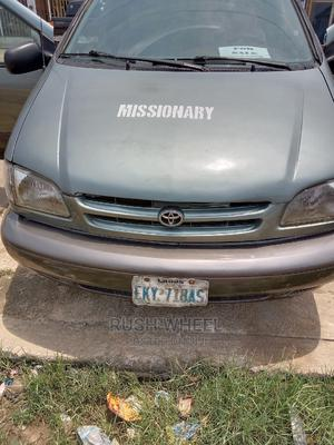 Toyota Sienna 1999 Green | Cars for sale in Rivers State, Port-Harcourt