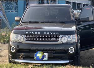 Land Rover Range Rover Sport 2009 HSE 4x4 (4.4L 8cyl 6A) Black   Cars for sale in Lagos State, Lekki