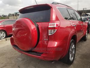 Toyota RAV4 2010 3.5 Sport Red   Cars for sale in Lagos State, Amuwo-Odofin
