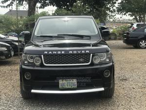 Land Rover Range Rover Sport 2012 HSE 4x4 (5.0L 8cyl 6A) Black   Cars for sale in Abuja (FCT) State, Gwarinpa