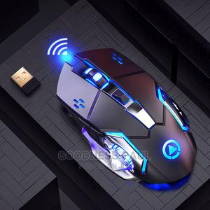 Wireless Gaming Mouse (Rechargeable) | Computer Accessories  for sale in Edo State, Benin City