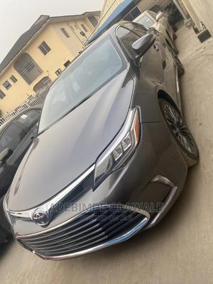 Toyota Avalon 2016 Gray | Cars for sale in Oyo State, Ibadan