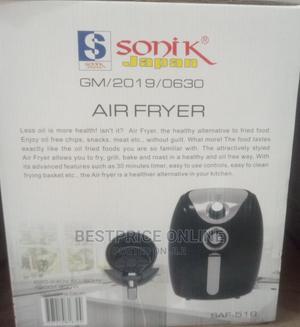 Sonik Japan 2.0L Air Fryer   Kitchen Appliances for sale in Lagos State, Ikeja