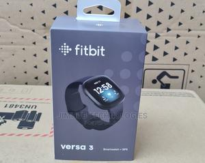 Fitbit Versa 3   Smart Watches & Trackers for sale in Lagos State, Ikeja