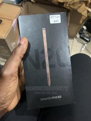 Samsung Galaxy Note 20 Ultra 5G 128GB Black | Mobile Phones for sale in Lagos State, Ikeja