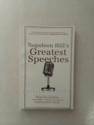 Greatest Speech by Napoleon Hill | Books & Games for sale in Abuja (FCT) State, Central Business District
